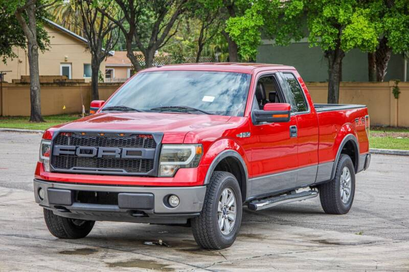 2009 Ford F-150 for sale at Easy Deal Auto Brokers in Hollywood FL