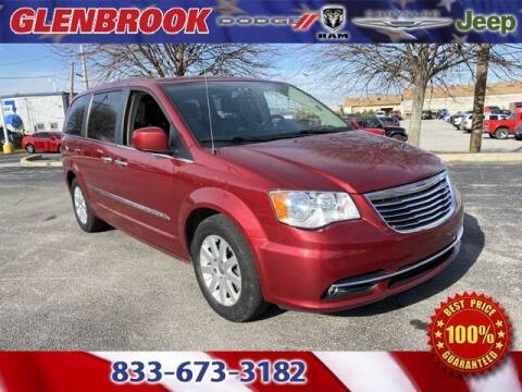2015 Chrysler Town and Country for sale at Glenbrook Dodge Chrysler Jeep Ram and Fiat in Fort Wayne IN