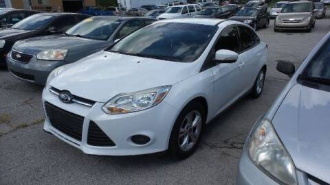 2014 Ford Focus for sale at Tates Creek Motors KY in Nicholasville KY