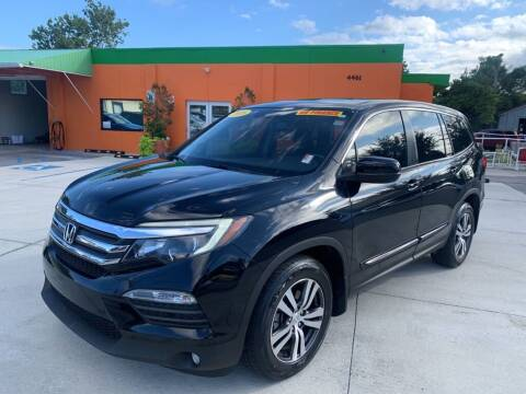 2016 Honda Pilot for sale at Galaxy Auto Service, Inc. in Orlando FL