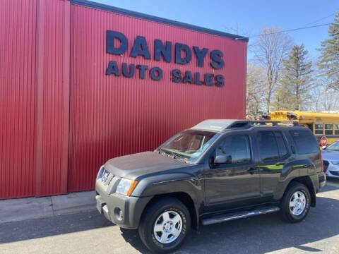 2006 Nissan Xterra for sale at Dandy's Auto Sales in Forest Lake MN