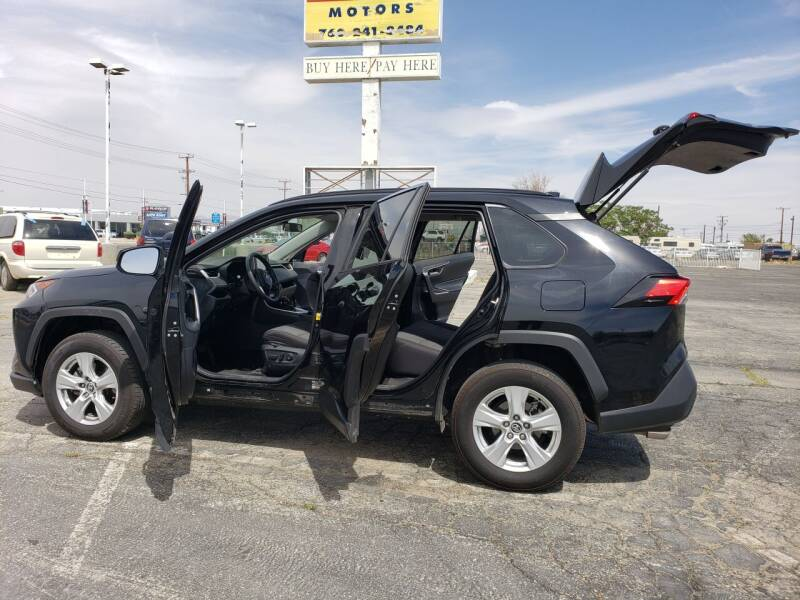 2020 Toyota RAV4 for sale at ELITE MOTORS in Victorville CA