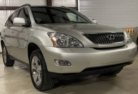 2005 Lexus RX 330 for sale at eAuto USA in New Braunfels TX
