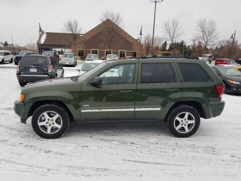 2006 Jeep Grand Cherokee for sale at ROSSTEN AUTO SALES in Grand Forks ND