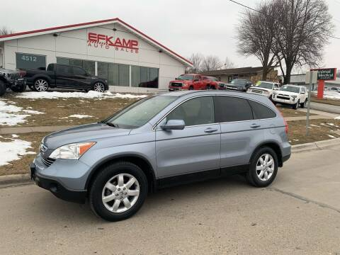 2009 Honda CR-V for sale at Efkamp Auto Sales LLC in Des Moines IA
