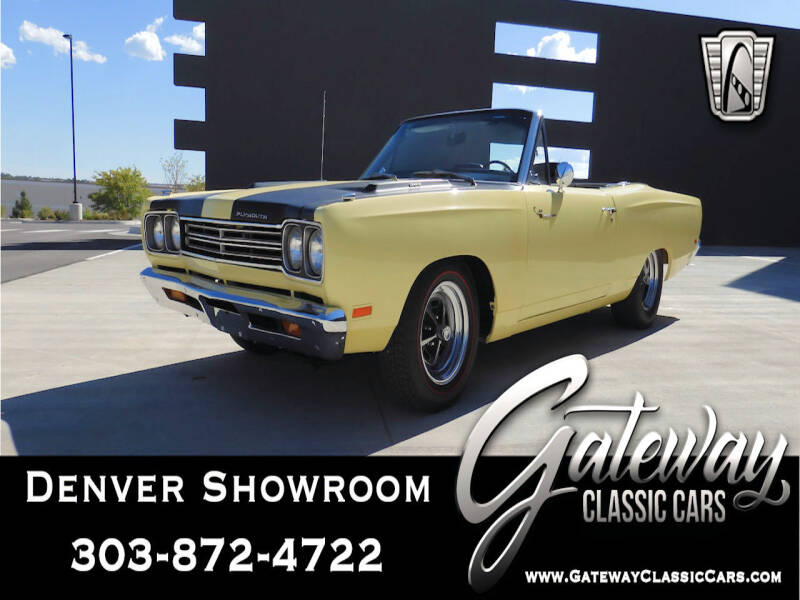 1969 Plymouth Roadrunner for sale in Englewood, CO