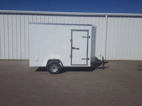 2021 SALVATION 6X10 Cargo Trailer for sale at Longhorn Motors in Belton TX