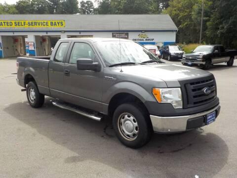 2011 Ford F-150 for sale at RTE 123 Village Auto Sales Inc. in Attleboro MA