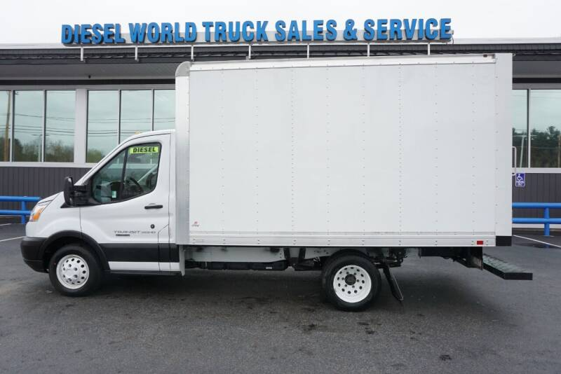 2019 Ford Transit Cutaway for sale at Diesel World Truck Sales in Plaistow NH
