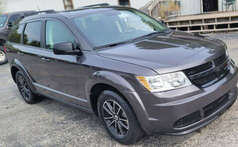 2018 Dodge Journey for sale at BHT Motors LLC in Imperial MO