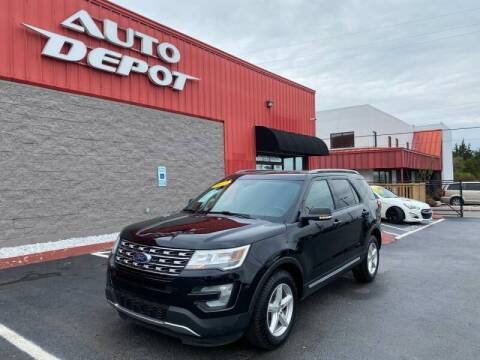 2017 Ford Explorer for sale at Auto Depot of Smyrna in Smyrna TN