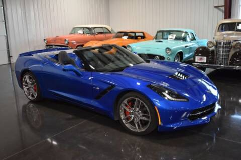 2015 Chevrolet Corvette for sale at Classic Car Deals in Cadillac MI