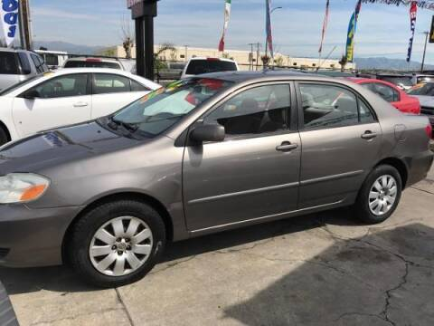 2004 Toyota Corolla for sale at Top Notch Auto Sales in San Jose CA