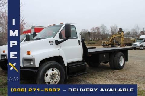 2003 GMC W7500 for sale at Impex Auto Sales in Greensboro NC