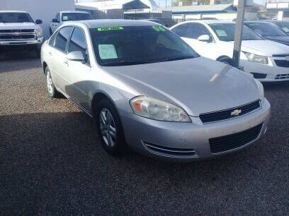 2006 Chevrolet Impala for sale at 1ST AUTO & MARINE in Apache Junction AZ