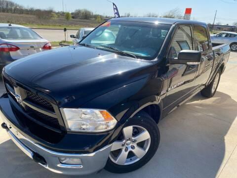 2012 RAM Ram Pickup 1500 for sale at Raj Motors Sales in Greenville TX