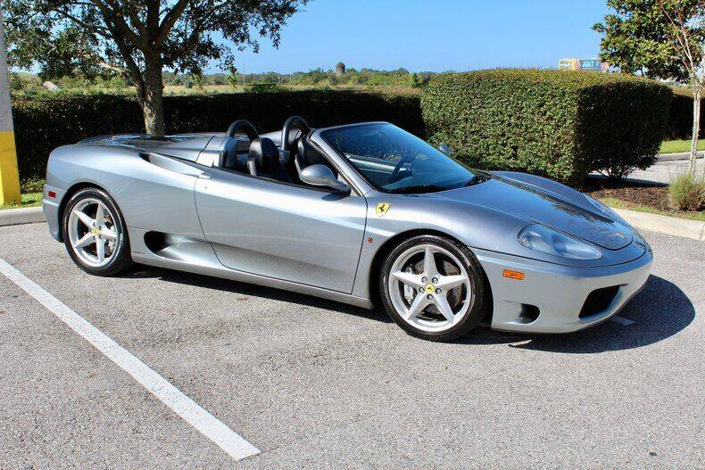 Used Ferrari For Sale In Sarasota Fl Carsforsale Com