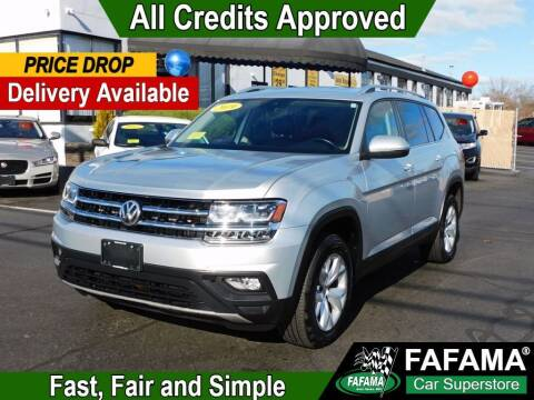 2019 Volkswagen Atlas for sale at FAFAMA AUTO SALES Inc in Milford MA