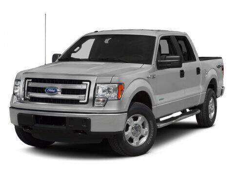 2013 Ford F-150 for sale at QUALITY MOTORS in Salmon ID