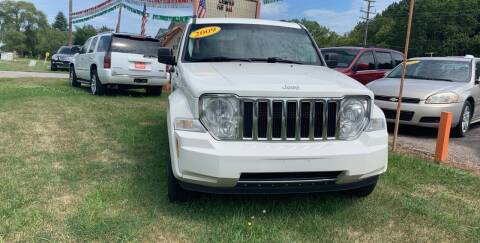 2009 Jeep Liberty for sale at CARS R US in Caro MI