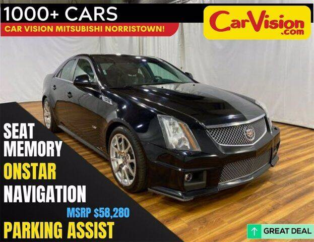 2009 Cadillac CTS-V for sale at Car Vision Buying Center in Norristown PA