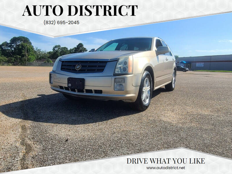 2005 Cadillac SRX for sale at Auto District in Baytown TX