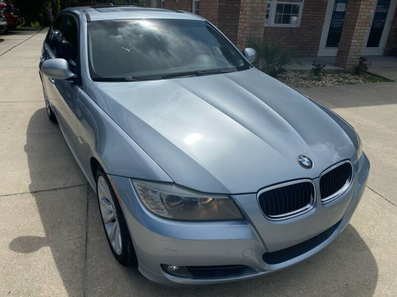 2009 BMW 3 Series for sale at MITCHELL AUTO ACQUISITION INC. in Edgewater FL