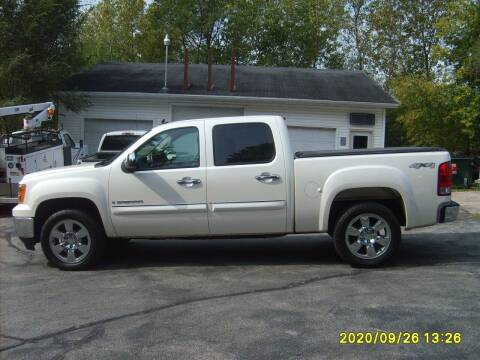 2009 GMC Sierra 1500 for sale at Northport Motors LLC in New London WI