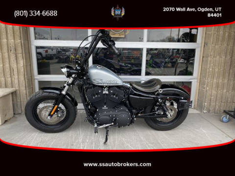 2011 Harley-Davidson XL1200X Sportster Forty-Eight for sale at S S Auto Brokers in Ogden UT