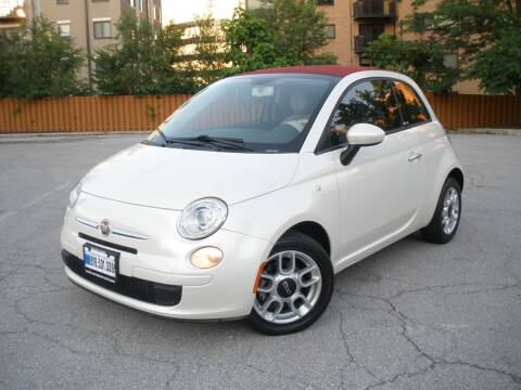 2013 FIAT 500c for sale at Autobahn Motors USA in Kansas City MO