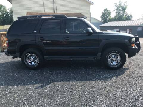 2005 Chevrolet Tahoe for sale at PENWAY AUTOMOTIVE in Chambersburg PA