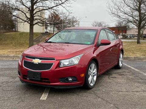 2012 Chevrolet Cruze for sale at Hadi Auto Sales in Lexington KY