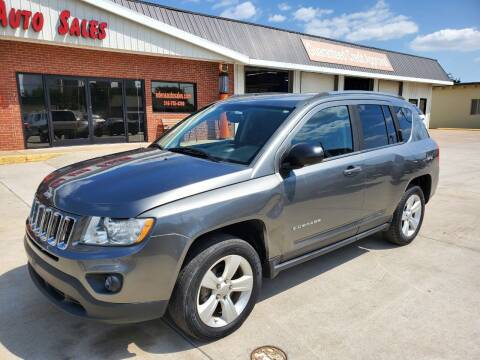 2011 Jeep Compass for sale at Eden's Auto Sales in Valley Center KS