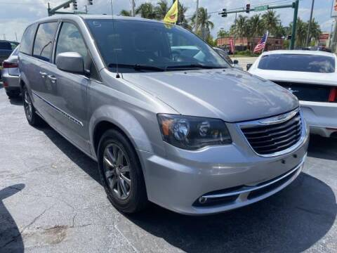 2015 Chrysler Town and Country for sale at Mike Auto Sales in West Palm Beach FL