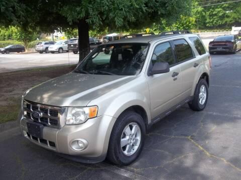 2010 Ford Escape for sale at Key Auto Center in Marietta GA