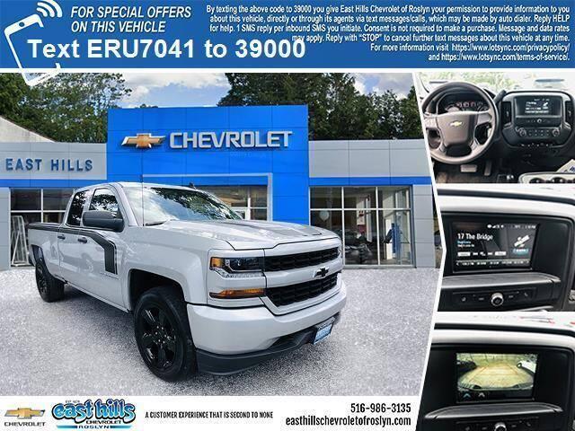 2018 Chevrolet Silverado 1500 for sale in Roslyn, NY