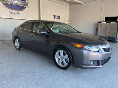 2010 Acura TSX for sale at TANQUE VERDE MOTORS in Tucson AZ