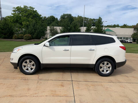2011 Chevrolet Traverse for sale at Renaissance Auto Network in Warrensville Heights OH