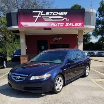2005 Acura TL for sale at Fletcher Auto Sales in Augusta GA
