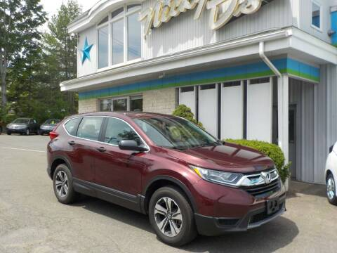 2018 Honda CR-V for sale at Nicky D's in Easthampton MA