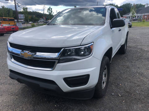 2019 Chevrolet Colorado for sale at AUTO OUTLET in Taunton MA