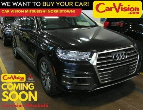 2018 Audi Q7 for sale at Car Vision Mitsubishi Norristown in Norristown PA