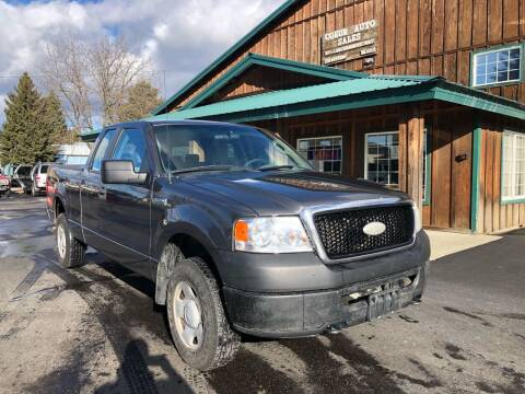 2007 Ford F-150 for sale at Coeur Auto Sales in Hayden ID