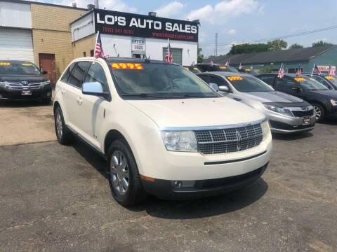 2008 Lincoln MKX for sale at Lo's Auto Sales in Cincinnati OH