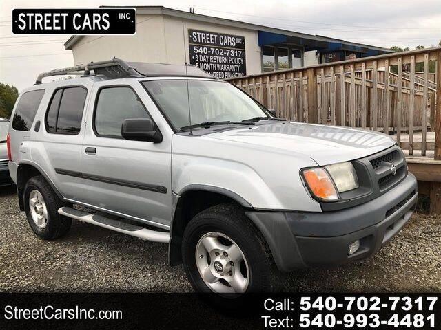2001 Nissan Xterra for sale in Fredericksburg, VA