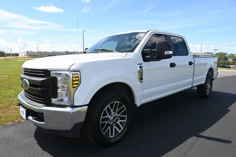 2019 Ford F-250 Super Duty for sale at Thurston Auto and RV Sales in Clermont FL