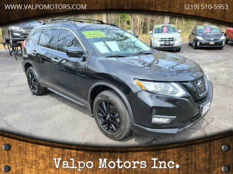 2018 Nissan Rogue for sale at Valpo Motors Inc. in Valparaiso IN