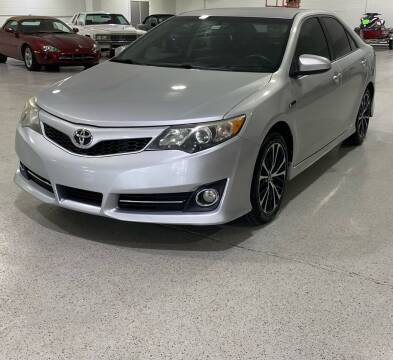 2014 Toyota Camry for sale at Hamilton Automotive in North Huntingdon PA