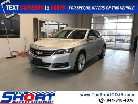 2020 Chevrolet Impala for sale at Tim Short Chrysler in Morehead KY
