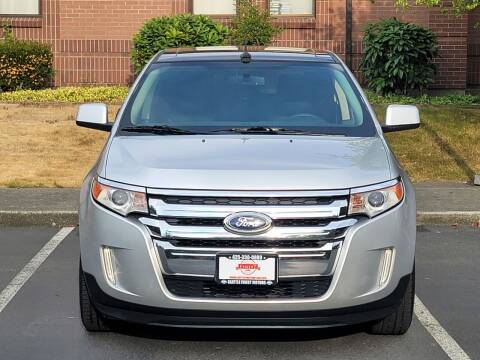 2011 Ford Edge for sale at SEATTLE FINEST MOTORS in Lynnwood WA